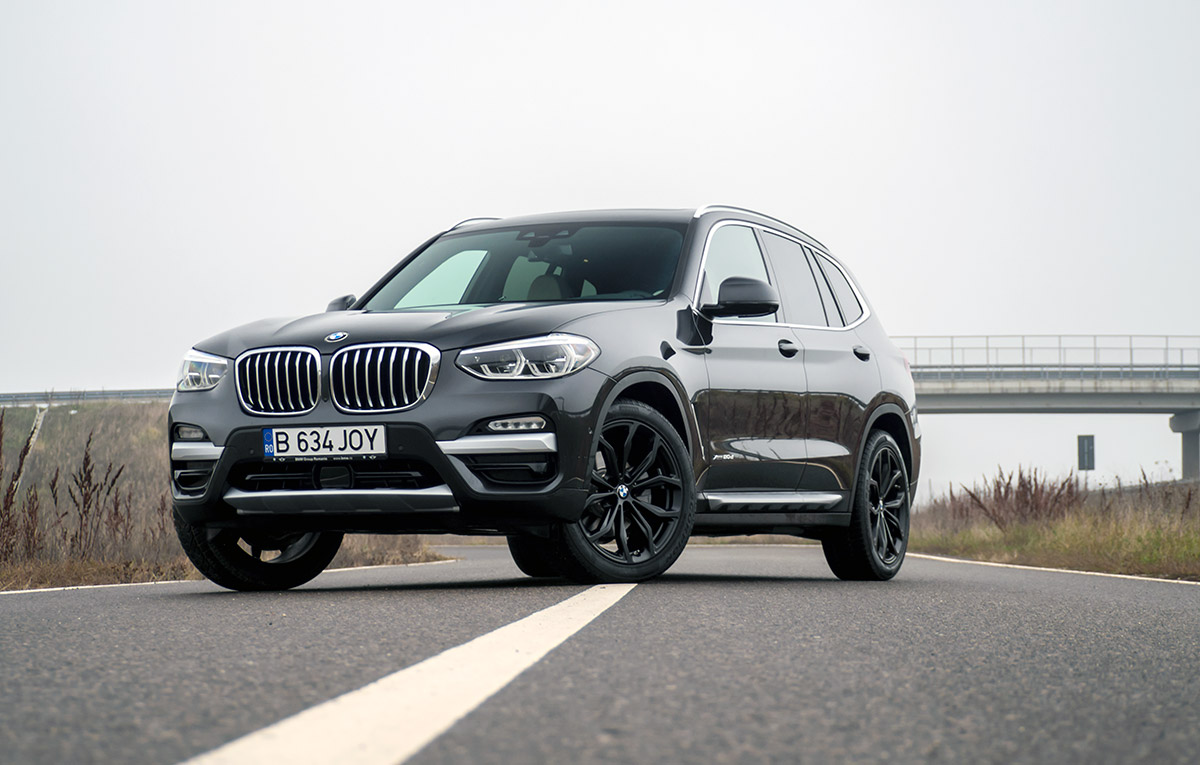 Test Drive BMW X3 xDrive20d (01)