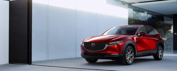 Noua Mazda CX-30