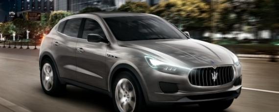Maserati Kubang