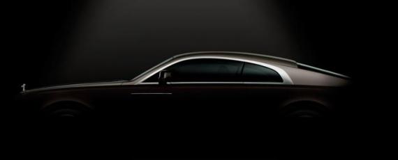 Rolls-Royce Wraith - teaser