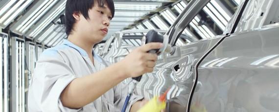 BMW - fabrica din China