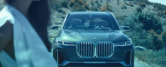 BMW Concept X7 iPerformance - video