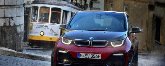 BMW i3s - sistem de cotrol al tracțiunii