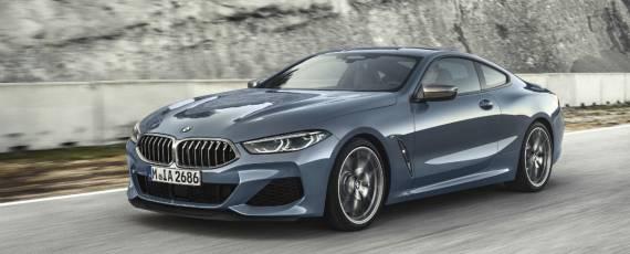 Noul BMW Seria 8 Coupe - preturi Romania