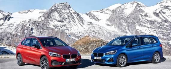 BMW Seria 2 Active/Gran Tourer facelift