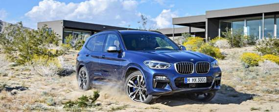 Noul BMW X3 - preturi Romania