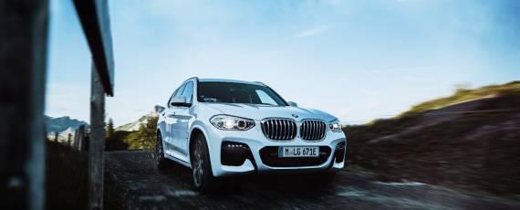 Noul BMW X3 xDrive30e