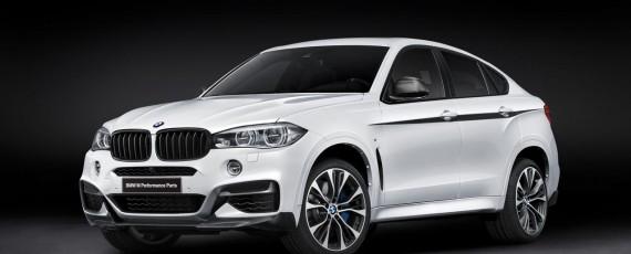 BMW X6 M Performance