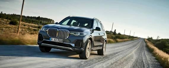 BMW X7 - preturi Romania