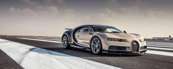 Bugatti Chiron - probleme