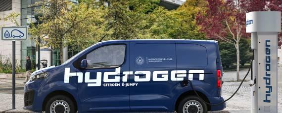Citroen ë-Jumpy Hydrogen