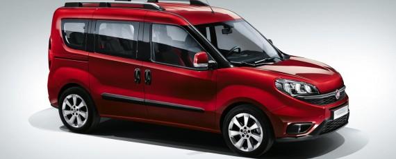 Noul Fiat Doblo facelift