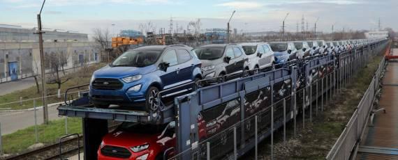 Ford EcoSport - livrari Craiova