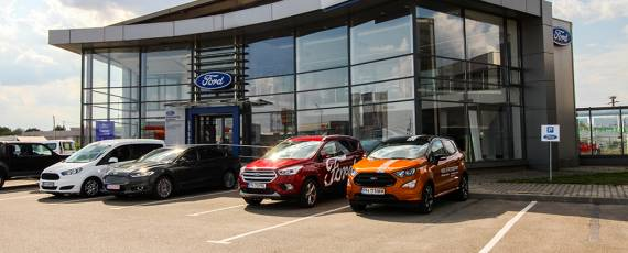 Ford Proleasing Motors - cifre vanzari 2018