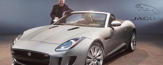 "Jaguar F-TYPE - ""2013 World Car Design of the Year"""
