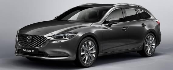 Mazda6 Combi facelift 2018
