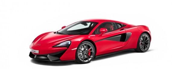 Noul McLaren 540C Coupe