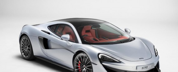 Noul McLaren 570GT