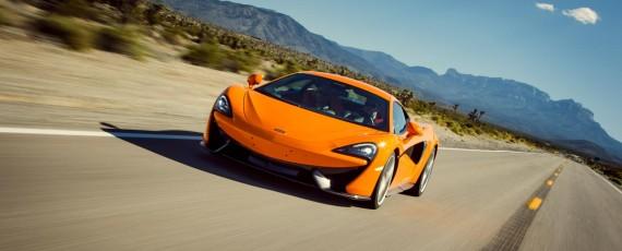 Noul McLaren 570S Coupe