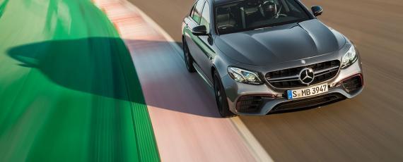 Noul Mercedes-AMG E 63 S 4MATIC+