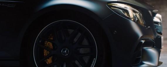 Mercedes-AMG E 63 S 4MATIC+ - reclama