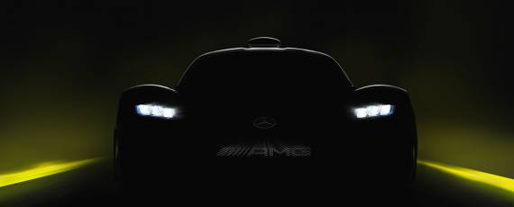 Mercedes-AMG Project ONE - teaser