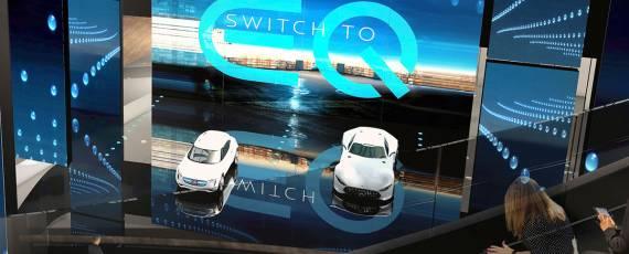 Mercedes-Benz - Salonul Auto de la Frankfurt 2017