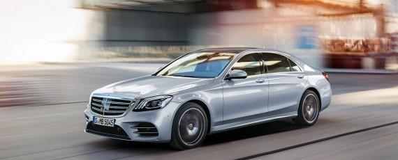 Mercedes-Benz S-Class facelift - preturi