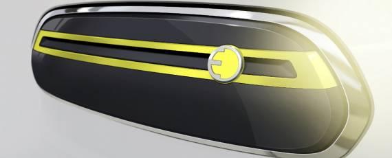 MINI - grila radiator model electric