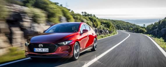 Mazda3 2019 - preturi Romania