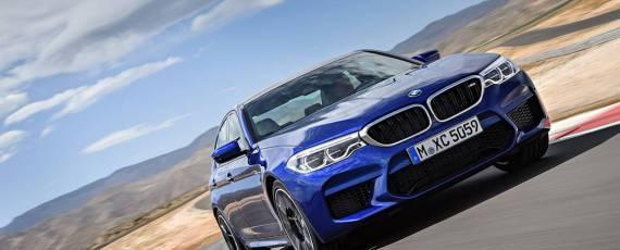 Noul BMW M5 2018