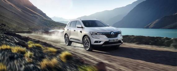 Noul Renault Koleos 2017