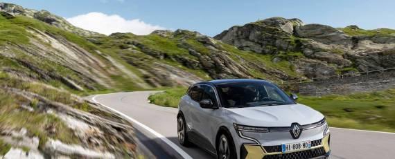 Noul Renault Mégane E-TECH