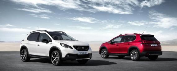 Noul Peugeot 2008 facelift GT Line - 2016