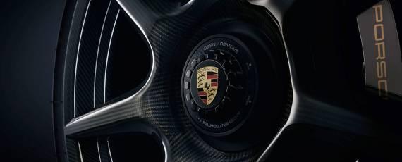 Porsche - jante fibra carbon
