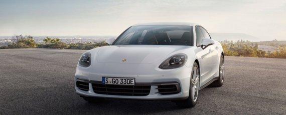 Noul Porsche Panamera 4 E-Hybrid