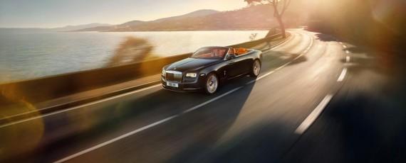 Noul Rolls-Royce Dawn