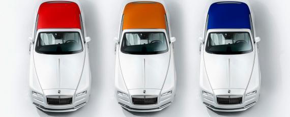 """Rolls-Royce Dawn """"Inspired by Fashion"""""""