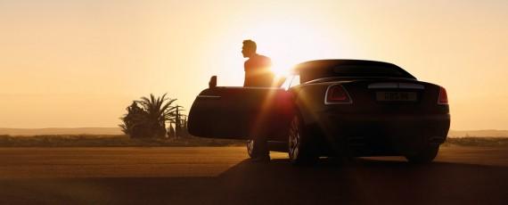 Noul Rolls-Royce Dawn - VIDEO