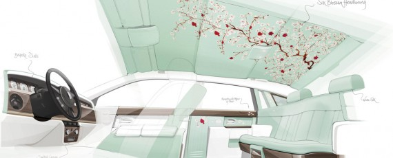 Rolls-Royce Serenity - Geneva 2015
