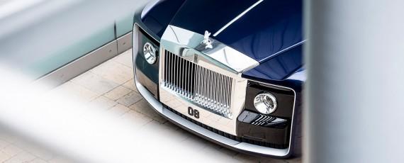 Rolls-Royce Sweptail - video