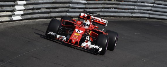 Sebastian Vettel - castigator Monaco 2017