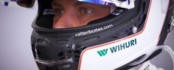 Valtteri Bottas - pole position Bahrain 2017