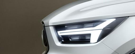 Volvo XC40 - teaser