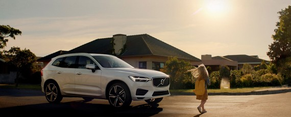 Volvo XC60 - City Safety