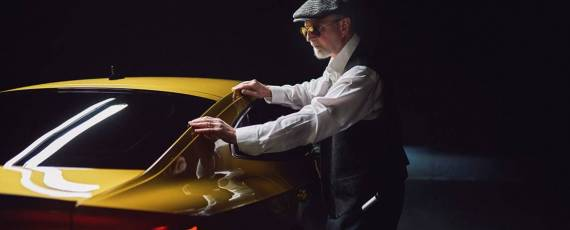 VW Arteon - fotografiat de Pete Eckert