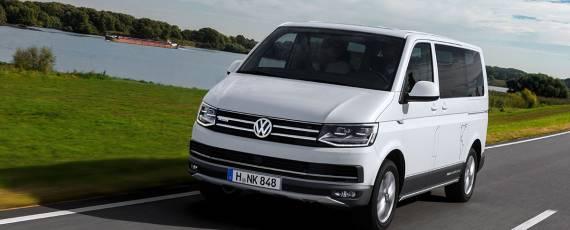 VW Multivan T6 - emisii NOx