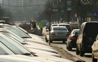 Bucuresti - trafic