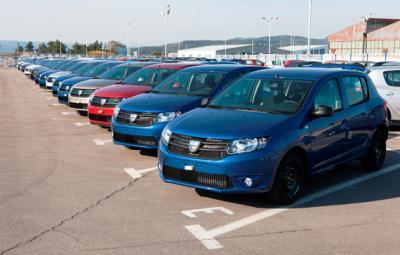 Dacia - directia logistica
