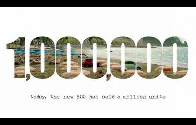 Fiat 500 - numarul 1 Milion